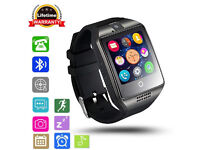 Brand NEW Smart Watch with Camera,Touchscreen, Mic, Built-in speaker, Bluetooth, SIM Slot