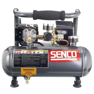 Senco PC1010  1/2 HP, 1 Gallon Finish & Trim Air Compressor