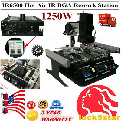 Bga Ir Rework Station Reballing Soldering Repair Station Welder For Ps3 Xbox360