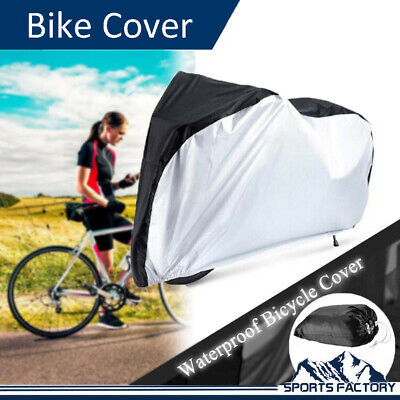 Waterproof Cycling Bike Bicycle Rain Cover Dust Garage Scooter Outdoor SALE X8A6