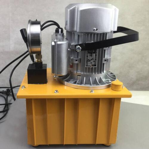 greencashflow.ch 1.8M Oil Hose 110V Electric Driven Hydraulic Pump ...