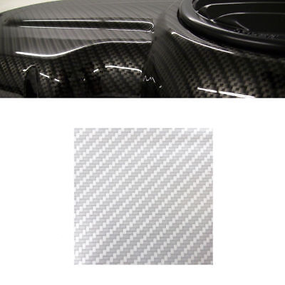 Hydrographics Water Transfer Hydro Dipping Dip Print Film Black Carbon Fiber New