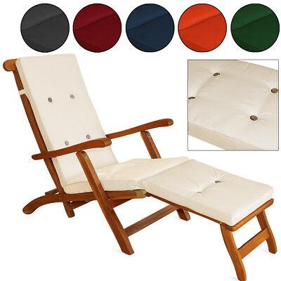 Auflagen Liegen Stuhlauflage Detex® Liegenauflage Kissen Deckchair Sonnenliege