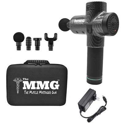 NEW Muscle Massager Gun -The MMG - USA Seller! Better than Hypervolt &