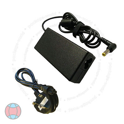 FOR Acer Aspire Laptop 5535 5738 5338 5536 Adapter Charger + CORD DCUK
