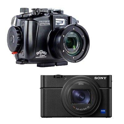 Fantasea FRX100 VI le Subacquea Alloggiamento e Sony RX100 VI Fotocamera