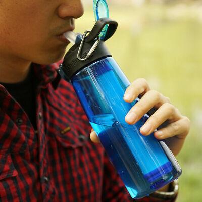 Food Grade Water Filter Bottle Portable Water Purifier BPA-F