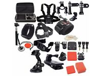 FirstStore 38-in-1 GoPro Hero 4 Accessories Kit for Go Pro Session Hero 3+ 3 2 1 NEW