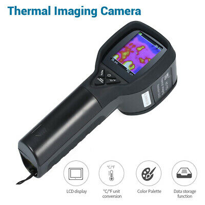Ir 1024 Pixels Thermal Imaging Camera Temperature -4572f Measurement Measurer