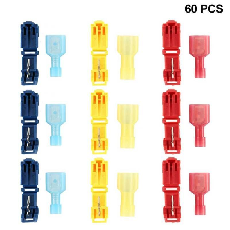 10 PRE-CRIMP A1857//19 VIOLET Pack of 100 0845240004-10-V9