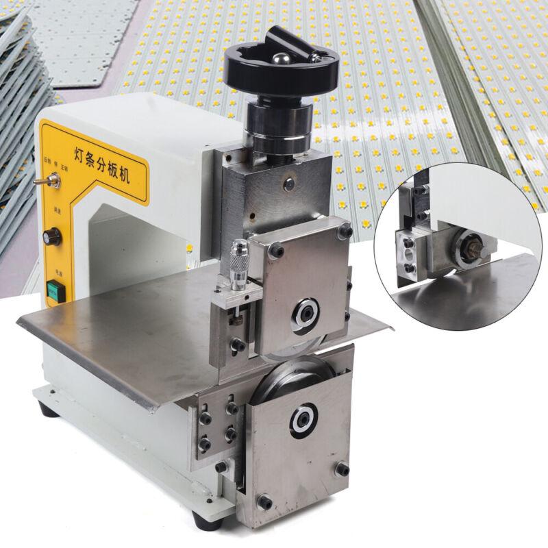PCB Separating V-Cut Groove PCB Separator Cutter Light Strip Sub Board Machine
