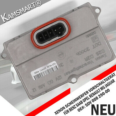 Xenon Scheinwerfer Steuergerät 5DV 008 290-00 Vorschaltgerät für Mercedes Jaguar