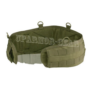 Tactical-MOLLE-GEN-2-Battle-Belt-40-034-size-M-Medium-Waist-36-034-40-034-OD-CONDOR-241