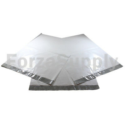 Large Poly Bags - 10 19x24 EcoSwift Poly Mailers LARGE Plastic Envelopes Shipping Bags 2.35MIL