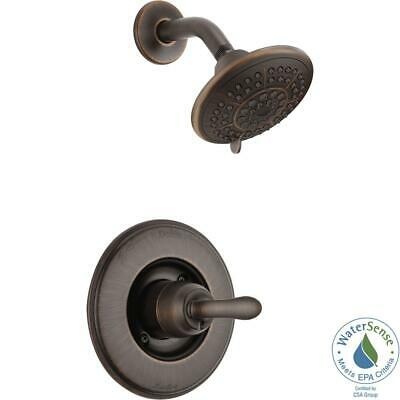 Delta-T14294-RB Linden Monitor 14 Series Shower Trim in Venetian Bronze