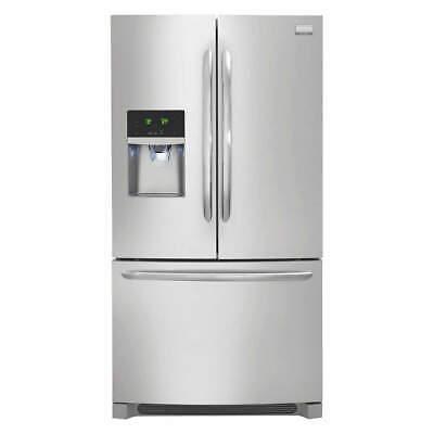 FRIGIDAIRE FGHB2868TF Refrigerator,French Door,26.8 cu. ft.,
