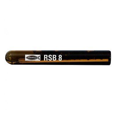 10x fischer Reaktionspatrone RSB 12 Schwerlast Befestigung