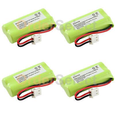 4x Phone Battery for VTech BT162342 BT262342 2SNAAA70HSX2F BATTE30025CL 300+SOLD