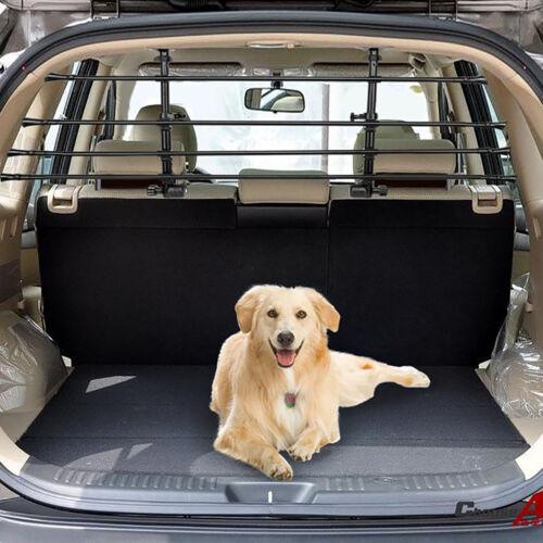 Universale Divisorio Sicurezza Barriera Cane Per cani Bagagliaio Auto 4 Elementi