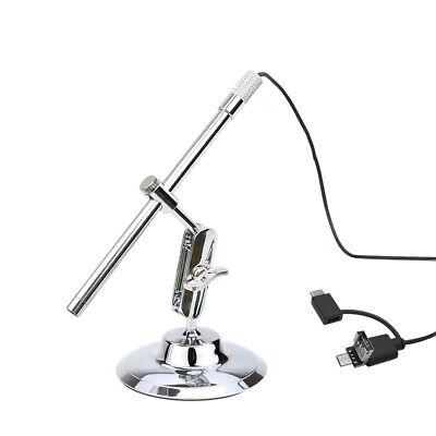 Digital USB Mikroskop Inspektions Vergrößerungsglas & CMOS Sensor 10X-200X D3T0 - Digital Usb