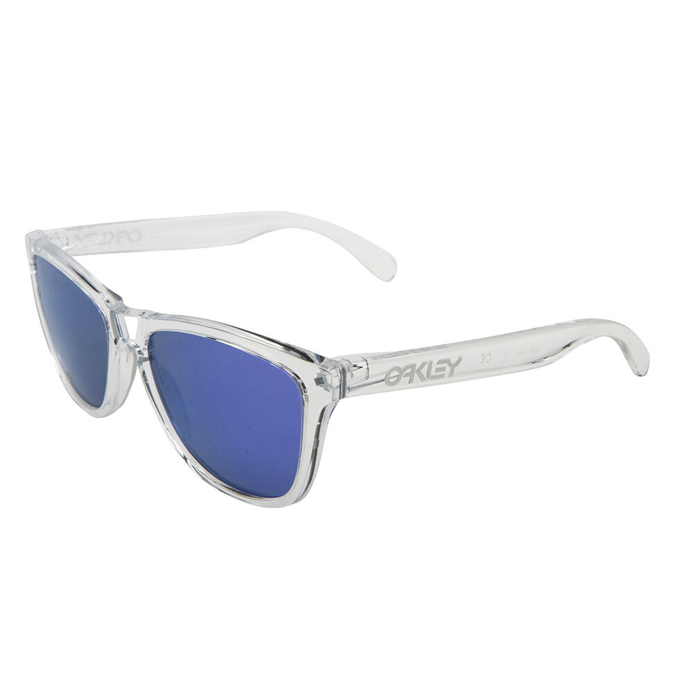 50a2dbfc7b33b ... discount code for oakley sunglasses frogskins 9013 24 305 clear  polished violet iridium oo9013 new ddac2