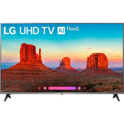 """LG 55UK7700PUD 55"""" Class 4K HDR Smart LED AI UHD TV w/ThinQ (2018 Model) - Open"""