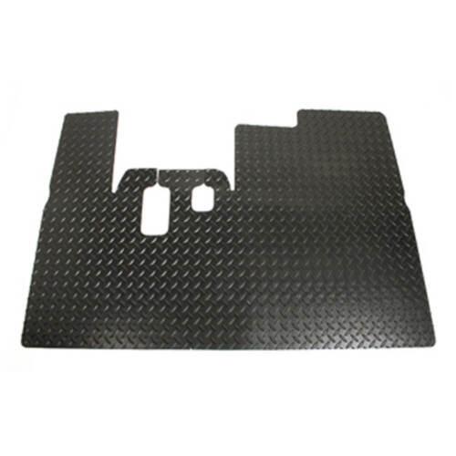 Diamond Plate Floor Shield Mat Fits Yamaha G14 G16 G19 G22 Golf Cart Models