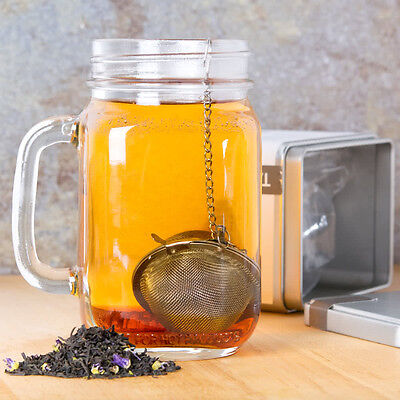 Stainless Steel loose tea holder Ball Infuser holder for loose tea