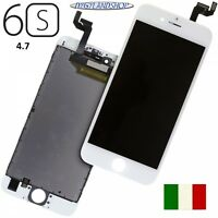 Touch Screen+lcd Display Retina + Frame Per Apple Iphone 6s 4.7 Bianco Bianco- apple - ebay.it