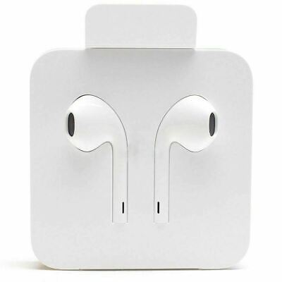 Genuine Lightning EarPhones EarPods For  Apple iPhone 7 8 X XS 11 Max Headphones