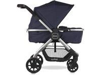 Diono Quantum Pushchair (Navy) Baby Buggy Cheap Sale Bargain