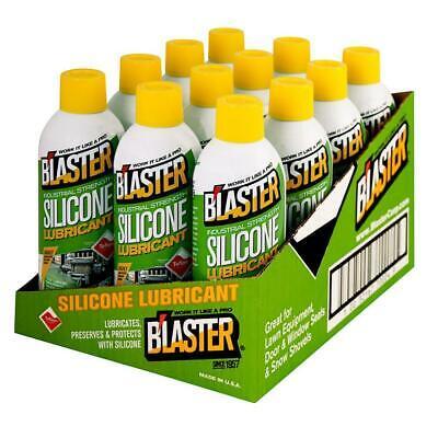 Blaster 11 oz. Industrial Strength Silicone Spray Lubricant