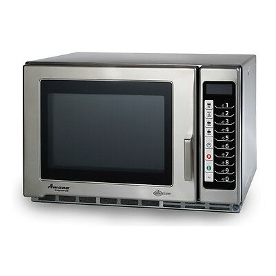 Amana Commercial Medium Volume Microwave Rfs18ts