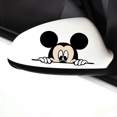 Mickey Mouse Accessories (Mickey Mouse Car Sticker Decorate Cartoon Accessories Car Stickers FREE)
