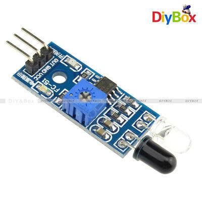 12510pcs Smart Car Robot Ir Infrared Obstacle Avoidance Sensor For Arduino