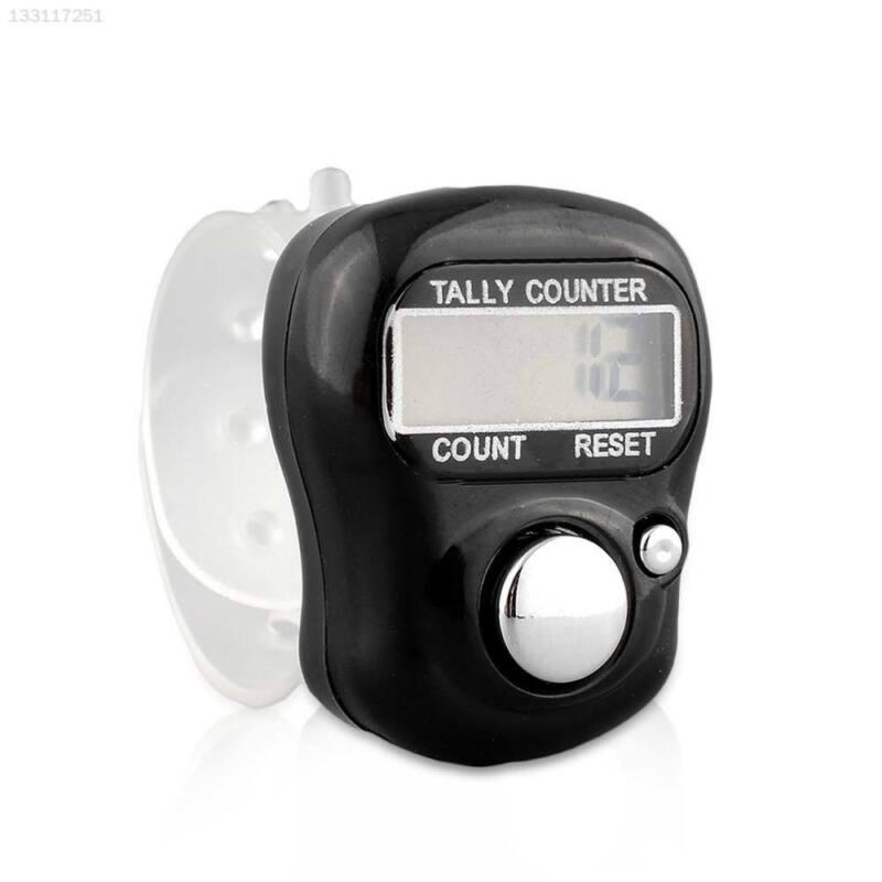 E189 Digital LED Golf Finger Counter Tally Electronic LCD