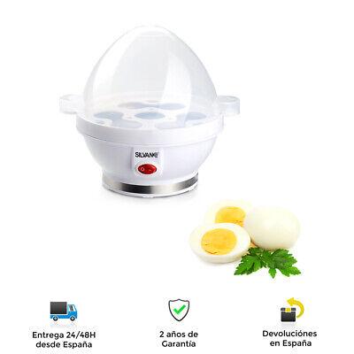 Hervidor eléctrico de huevos - Capacidad para cocer hasta 7 huevos a...