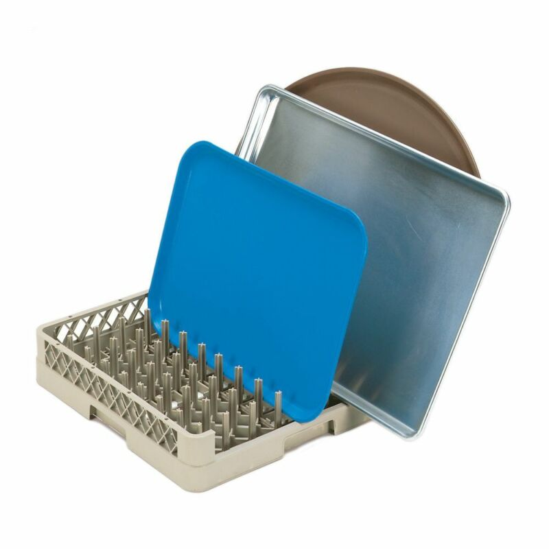 Traex TR30 Open End Peg Plate Rack