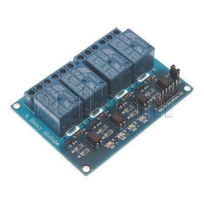 5v 4 Channel Relay Shield Module Arduino Compatible
