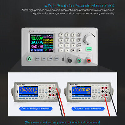 12a 720w Digital Display Control Power Supply For Lab Life Science Factory B4e5