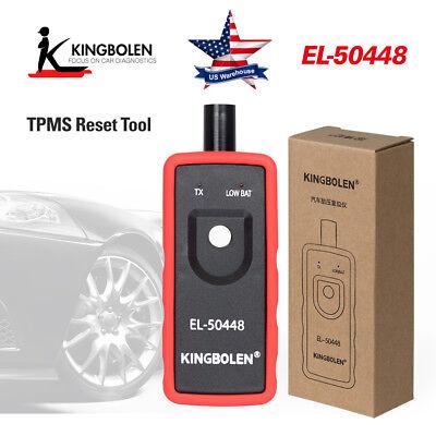 El 50448 Tpms Reset Tool For Gm   Opel Auto Tire Pressure Monitor Sensor Oec T5