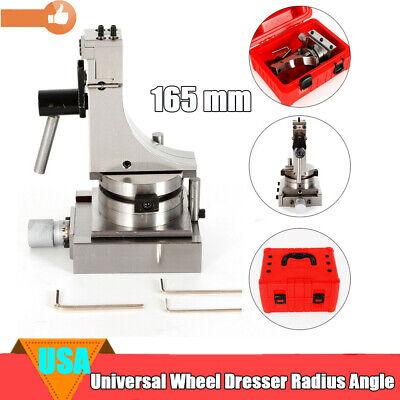 Universal Wheel Dresser Radius Angle Grinding Wheel Dresser High Precision Top