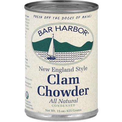 Bar Harbor-New England Clam Chowder (6-15 oz boxes) ()