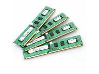 Need 100x+ 2gb ddr3 desktop ram sticks