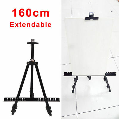 Easel Stand For Painting (Art Sketch Tripod Painting Easel Stand Adjustable Floor Boards + Bag for)