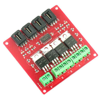 Four Channel 4 Route Mosfet Button Irf540 V2.0 Mosfet Switch Module Arduino