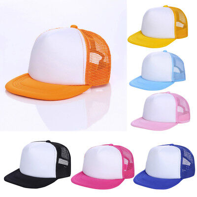 Toddlers Baby Hat Cap Children Breathable SunHat Show Kids Hat Boy Girls Caps