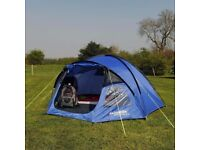 Eurohike Cairns 2 Deluxe Tent Camping Gear Blue - RRP £80.00 Brand New