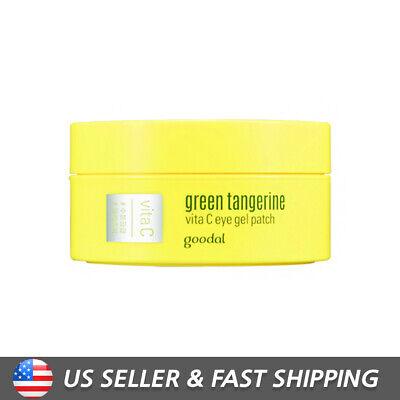 [ GOODAL ] Green Tangerine Vita C Eye Gel Patch (60 ea)