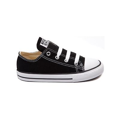 Converse Chuck Tylor Low Top White Black For Toddlers New In Box 100% Original - Chucks Shoes For Toddlers